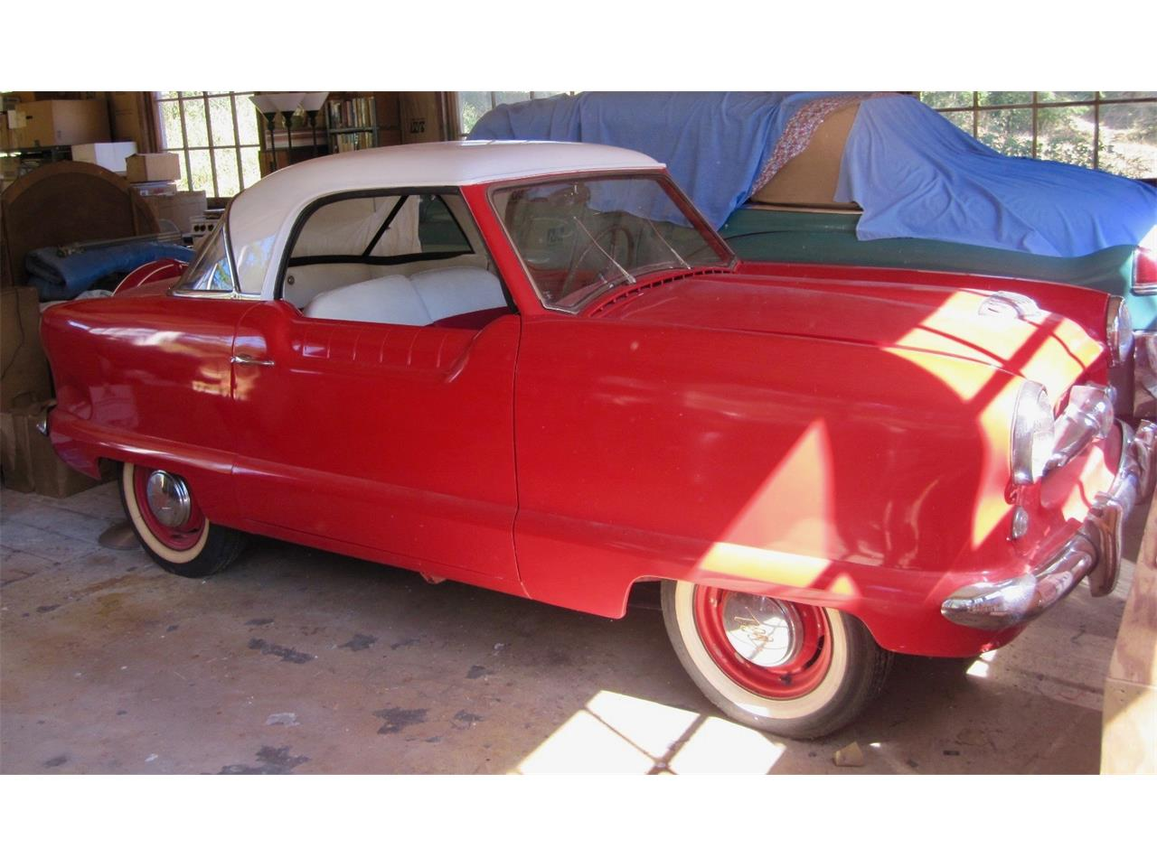 1954 Nash Metropolitan for sale in Port Townsend, WA