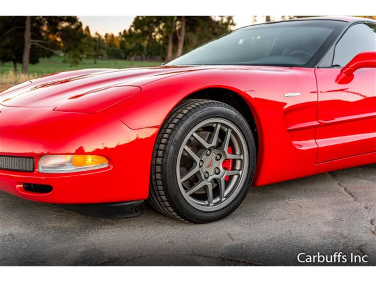 2001 Chevrolet Corvette for sale in Concord, CA – photo 21