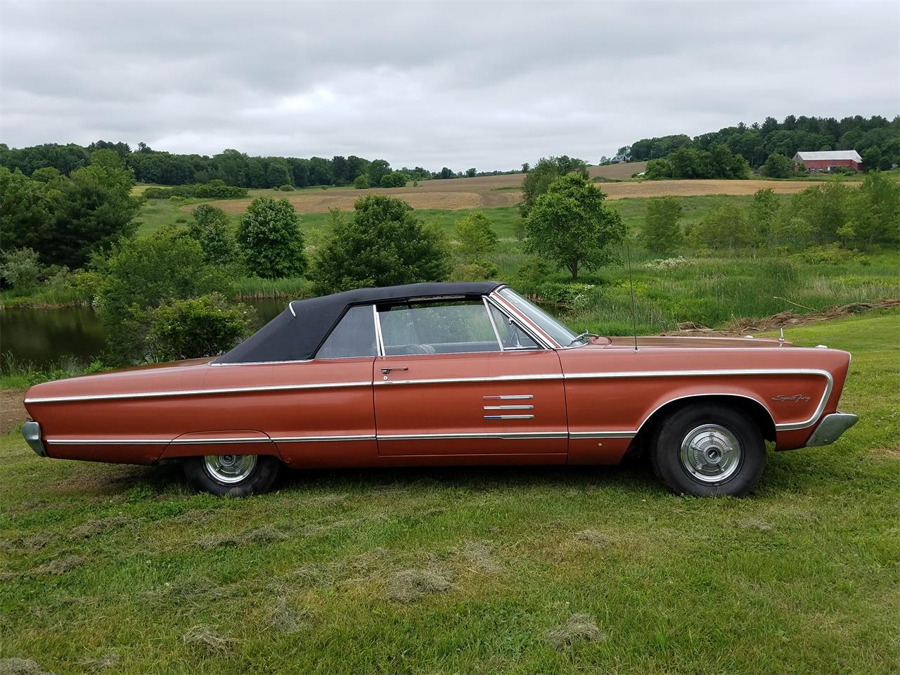 1966 Plymouth Sport Fury for sale in North Woodstock, CT – photo 12