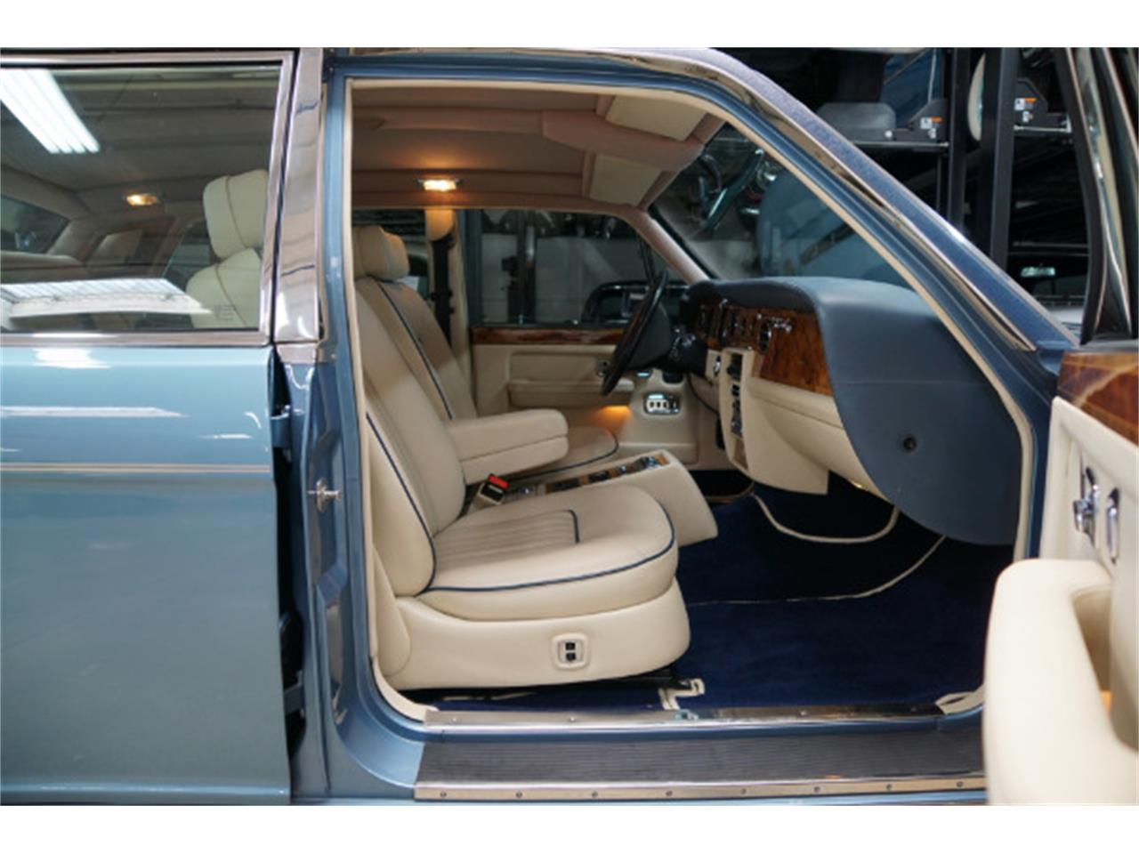 1993 Rolls Royce Silver Spur For Sale In Torrance Ca