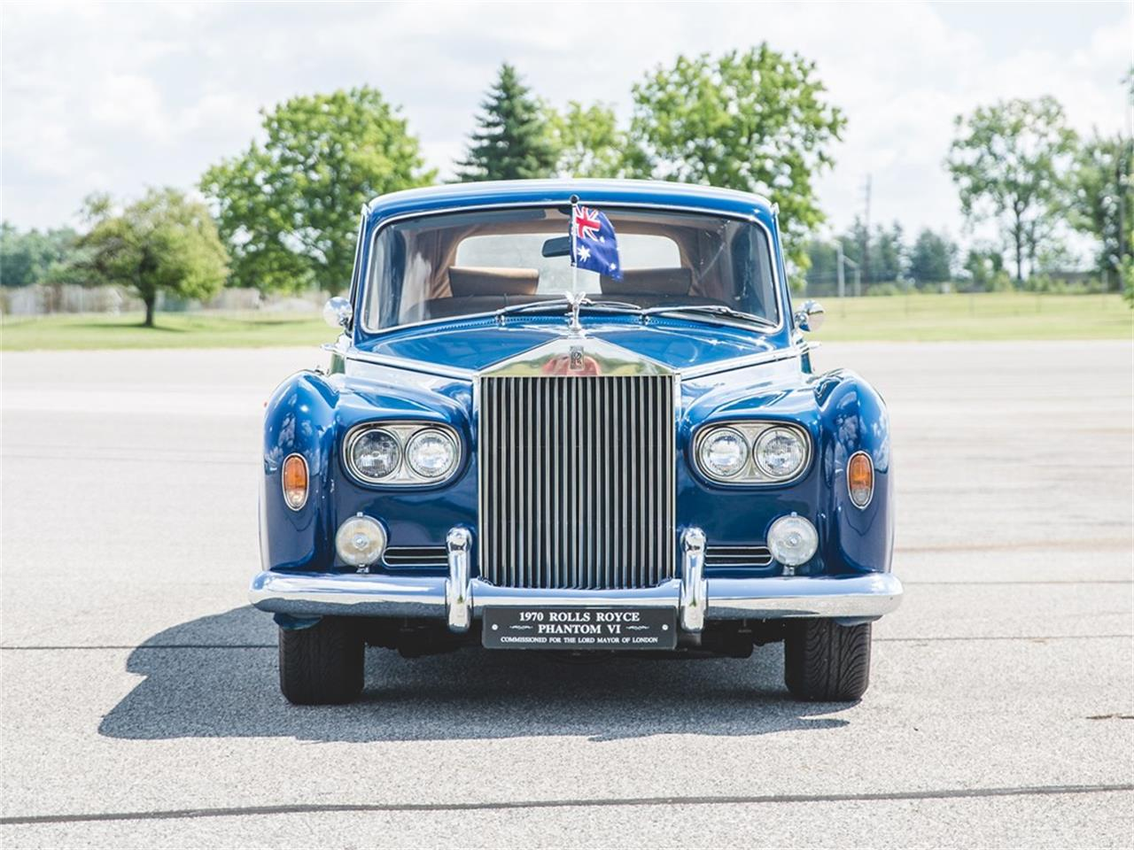 1970 Rolls-Royce Phantom VI for sale in Auburn, IN ...