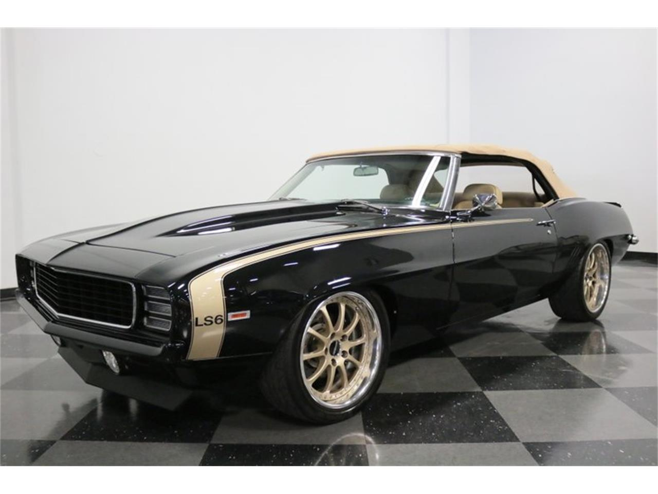 1969 Chevrolet Camaro for sale in Ft Worth, TX – photo 23