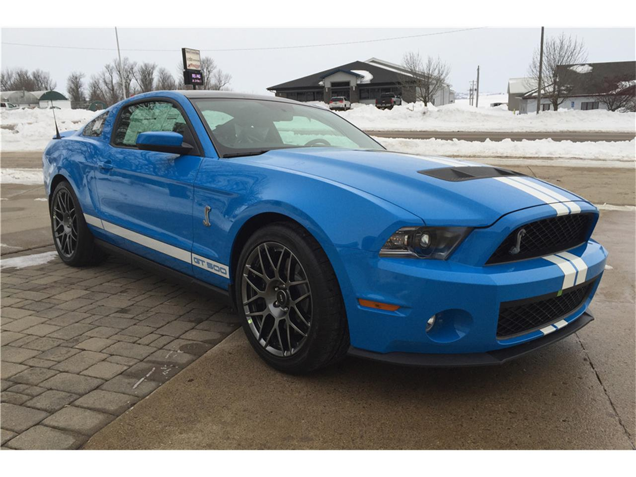 2011 Shelby GT500 for sale in West Palm Beach, FL
