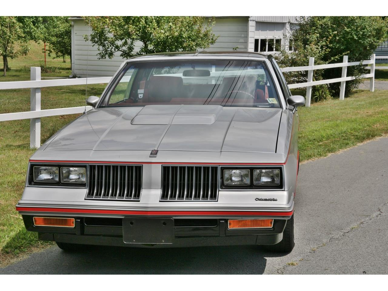 1984 Oldsmobile Cutlass for sale in Old Forge, PA – photo 4