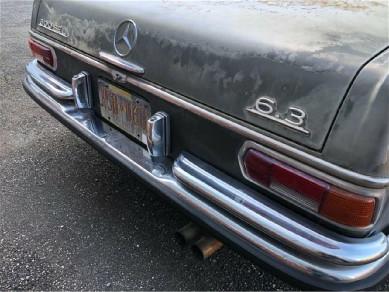 1969 Mercedes-Benz 300SEL for sale in Cadillac, MI – photo 6