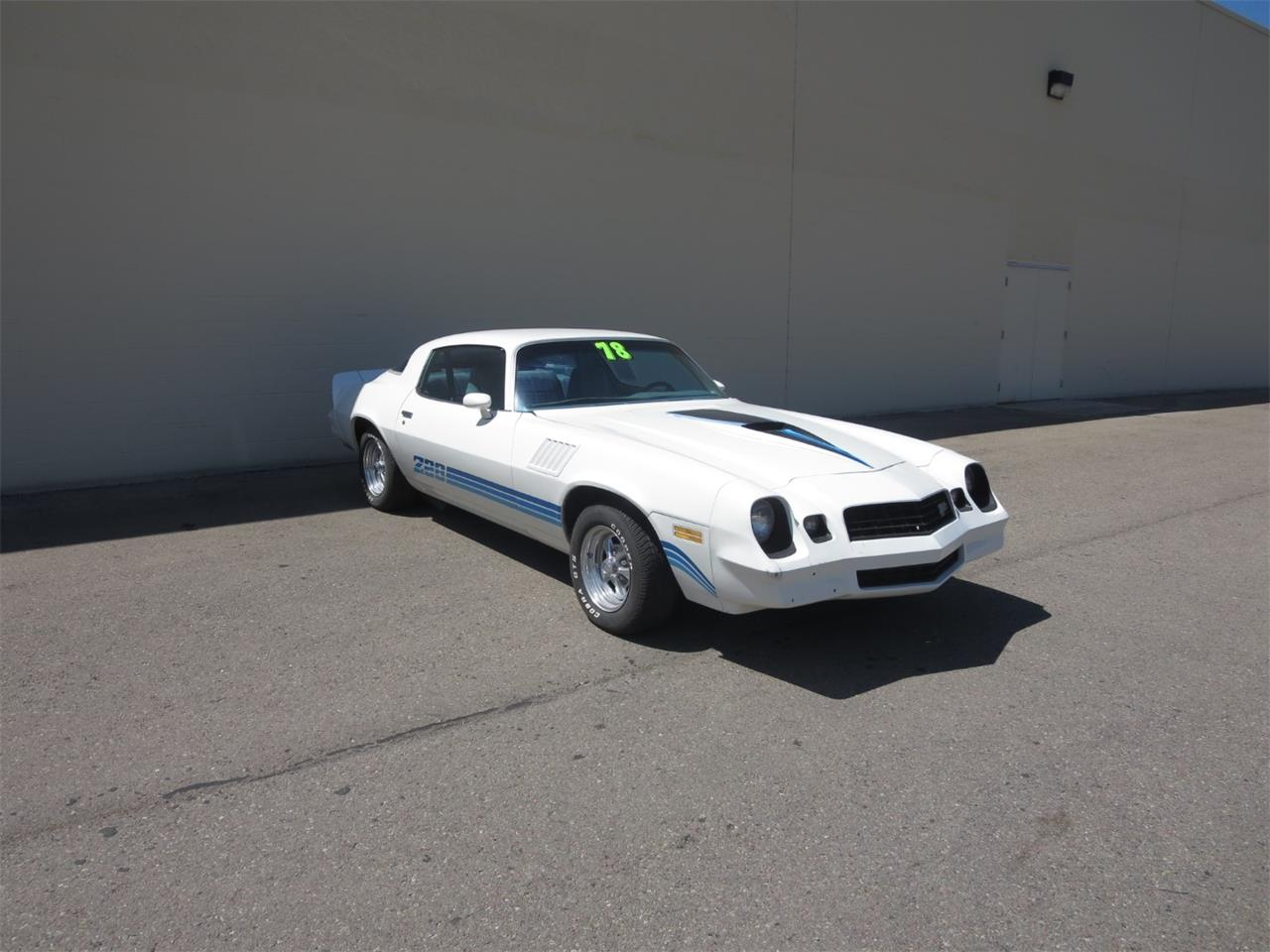 1978 Chevrolet Camaro for sale in Tacoma, WA