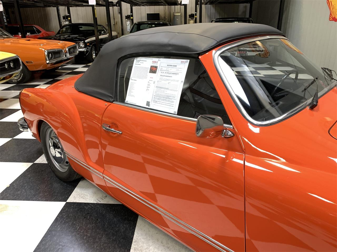1974 Volkswagen Karmann Ghia for sale in Pittsburgh, PA – photo 12