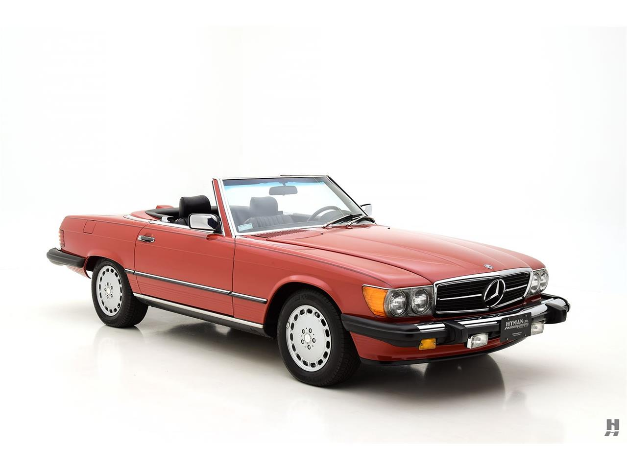 1987 Mercedes-Benz 560SL for sale in Saint Louis, MO – photo 14