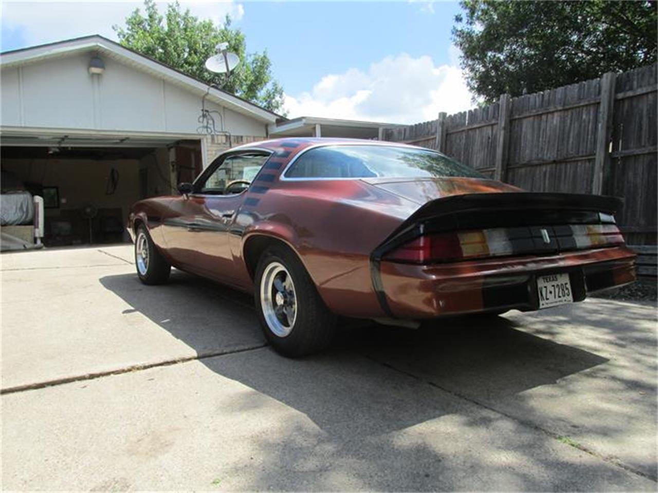 1980 Chevrolet Camaro for sale in Dallas, TX – photo 10