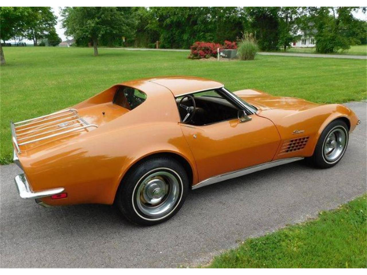 1971 Chevrolet Corvette for sale in Cadillac, MI – photo 2
