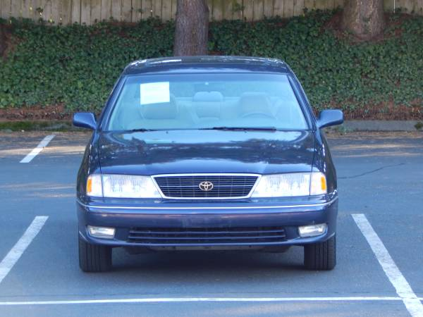 1998 toyota avalon xls new timing belt fully loaded for sale in lynnwood wa classiccarsbay com classiccarsbay