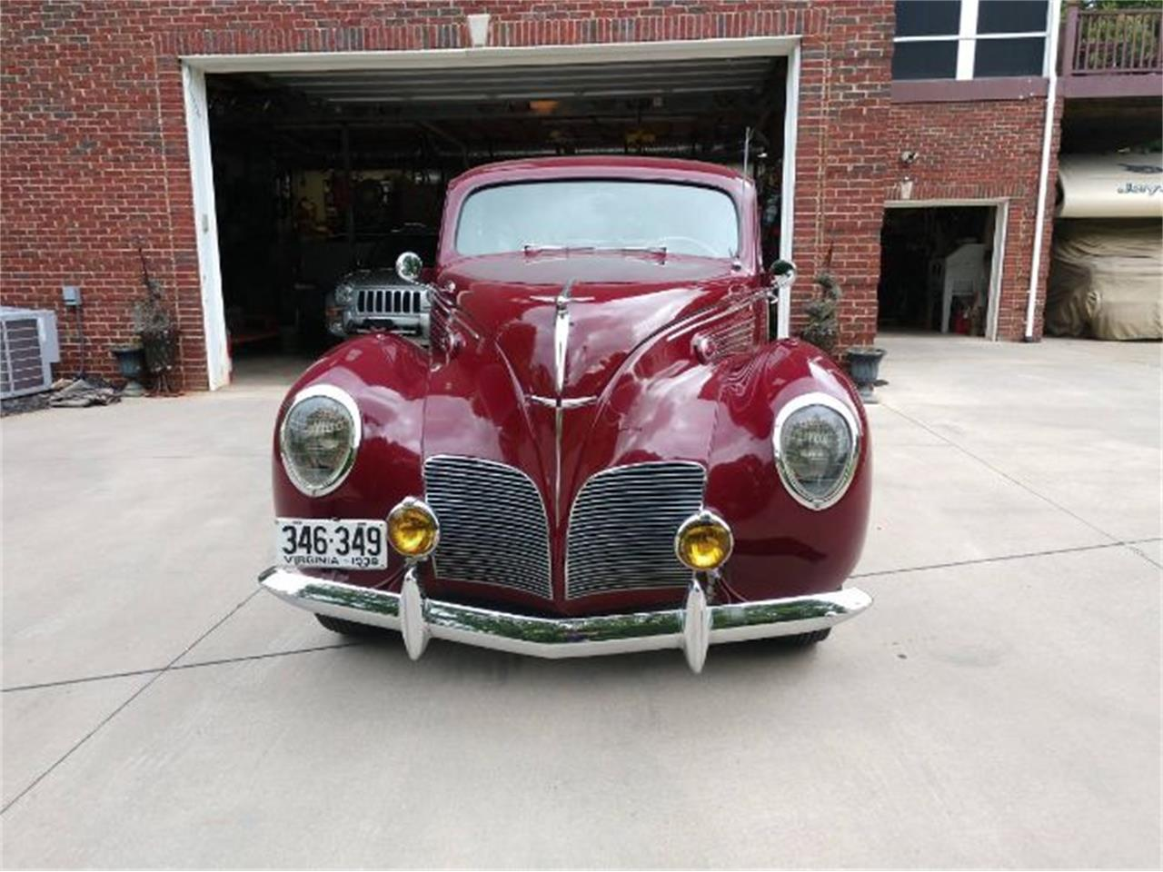 1938 Lincoln Zephyr for sale in Cadillac, MI – photo 12