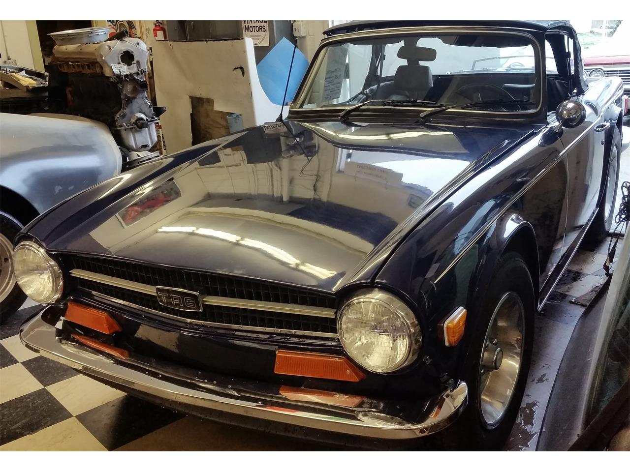1973 Triumph TR6 for sale in Carnation, WA – photo 7