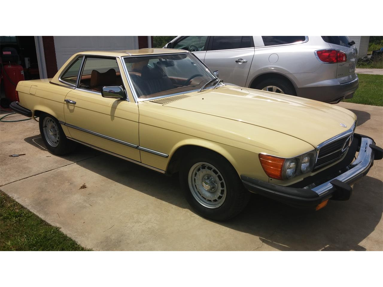 1978 Mercedes-Benz 450SL for sale in Haleyville, AL – photo 15