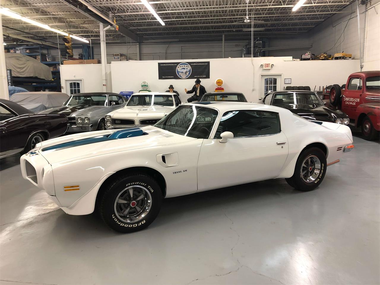 1970 Pontiac Firebird Trans Am for sale in North Royalton, OH – photo 3