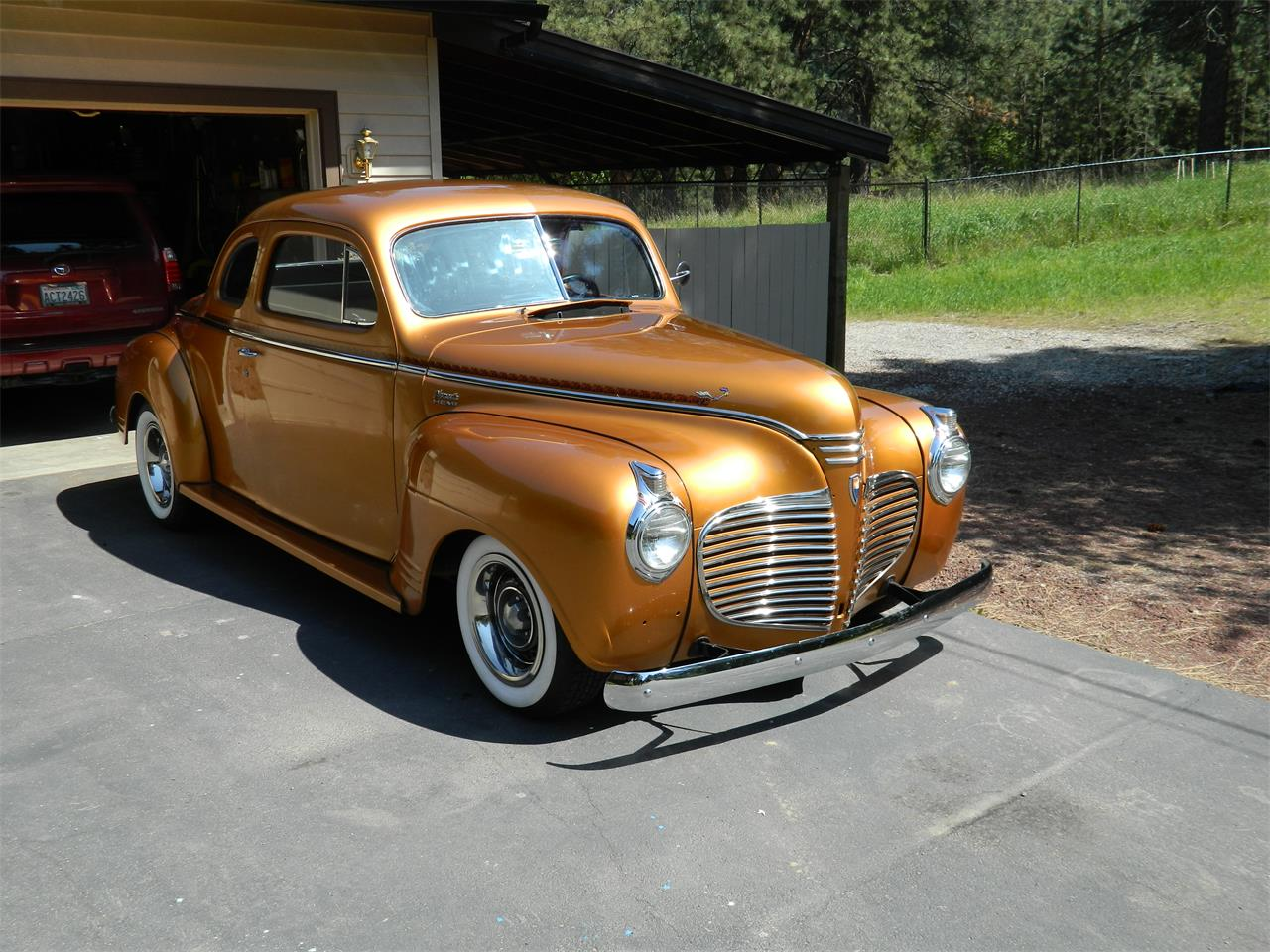1941 Plymouth Business Coupe for sale in Spokane, WA – photo 8