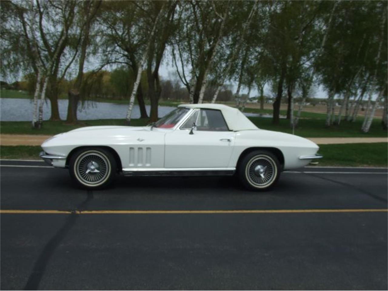 1966 Chevrolet Corvette for sale in Cadillac, MI – photo 3