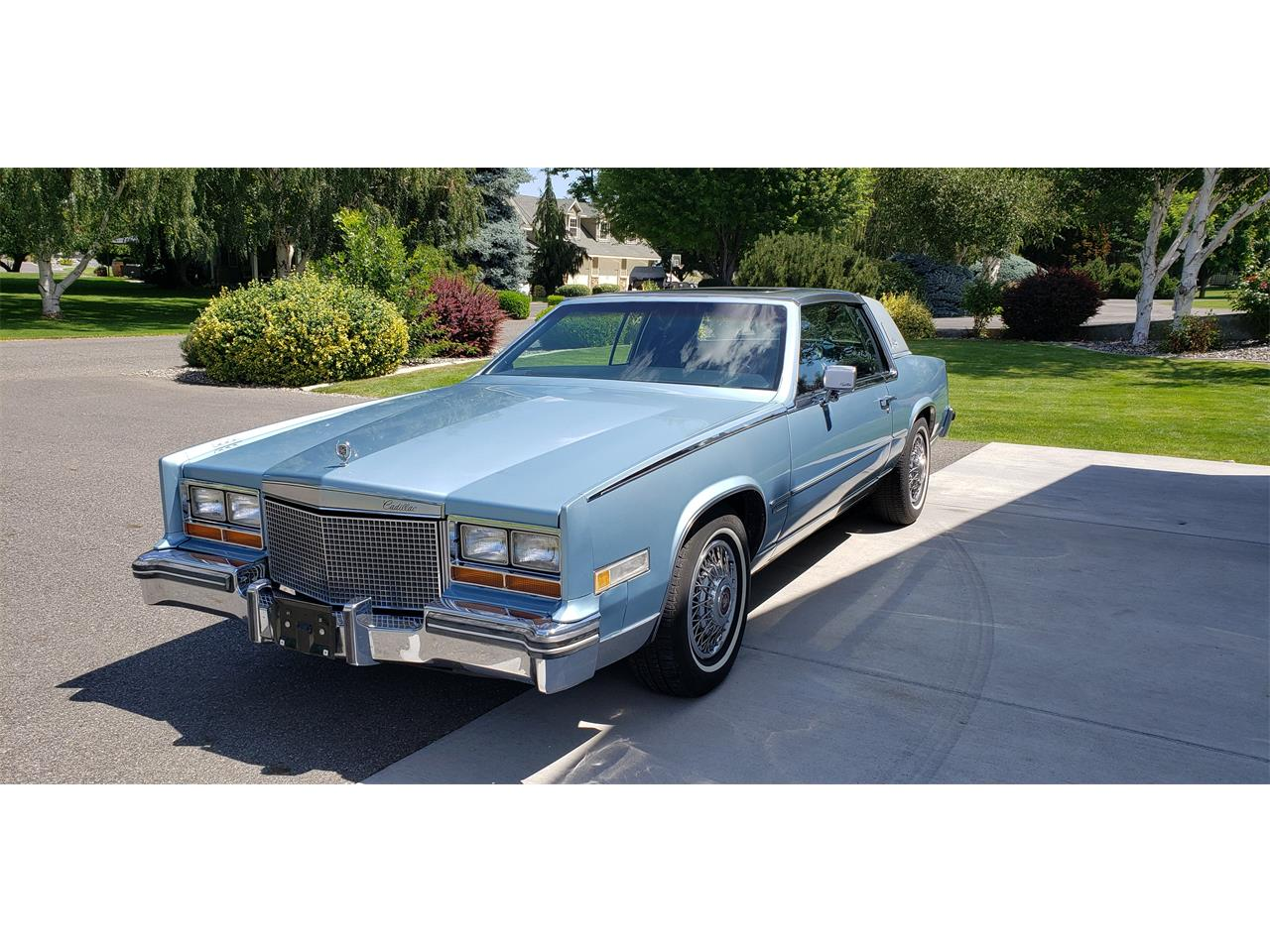 1981 cadillac eldorado biarritz for sale in kennewick wa classiccarsbay com 1981 cadillac eldorado biarritz for