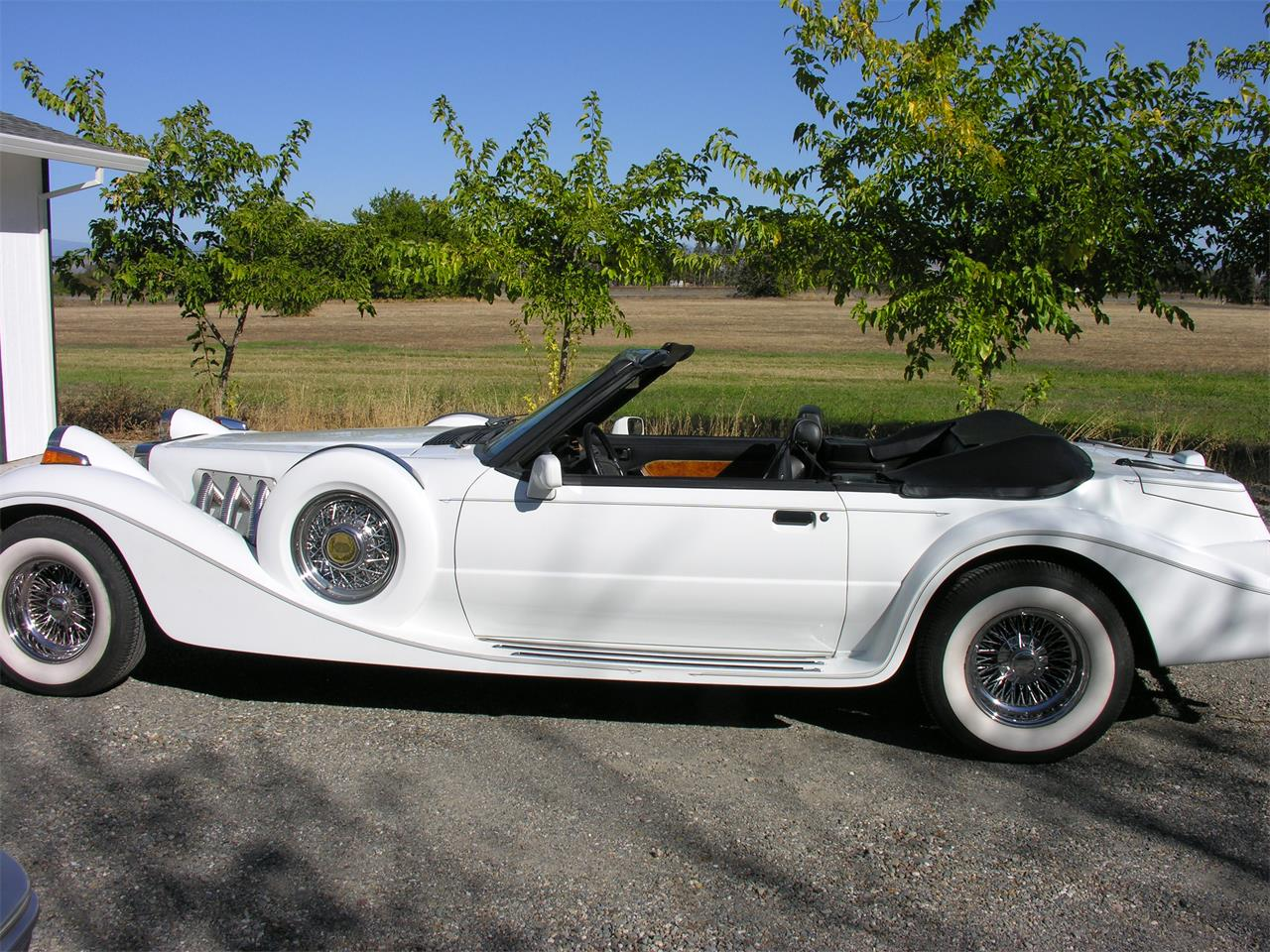 1990 Destiny/Tiffany Convertible for sale in Red Bluff, CA