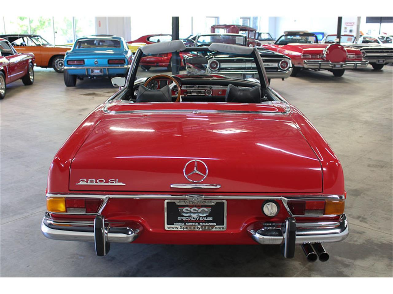 1970 Mercedes-Benz 280SL for sale in Fairfield, CA – photo 25