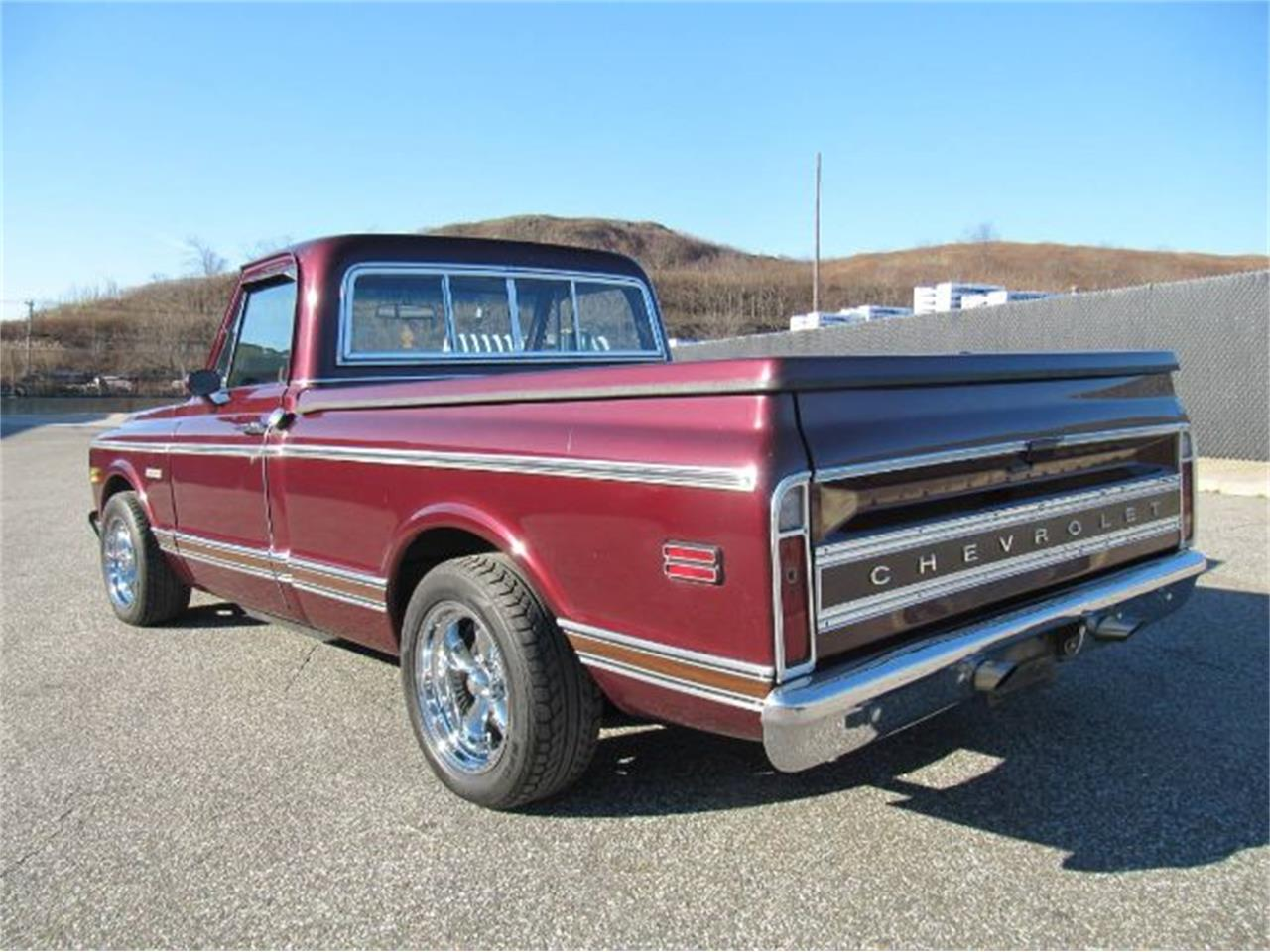 1972 Chevrolet C10 for sale in Cadillac, MI – photo 10