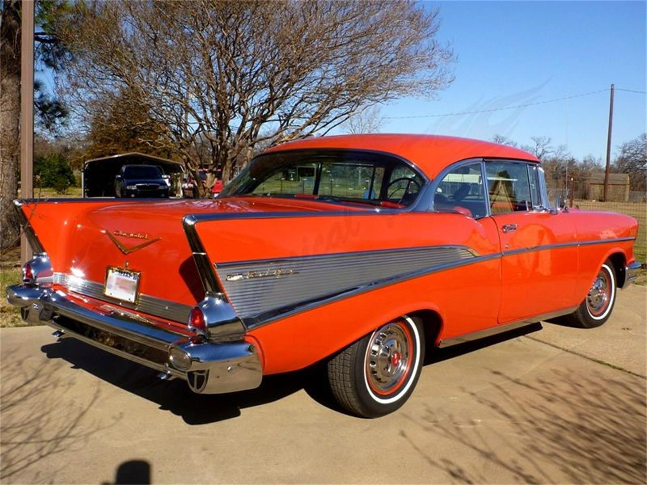 1957 Chevrolet Bel Air for sale in Arlington, TX – photo 3
