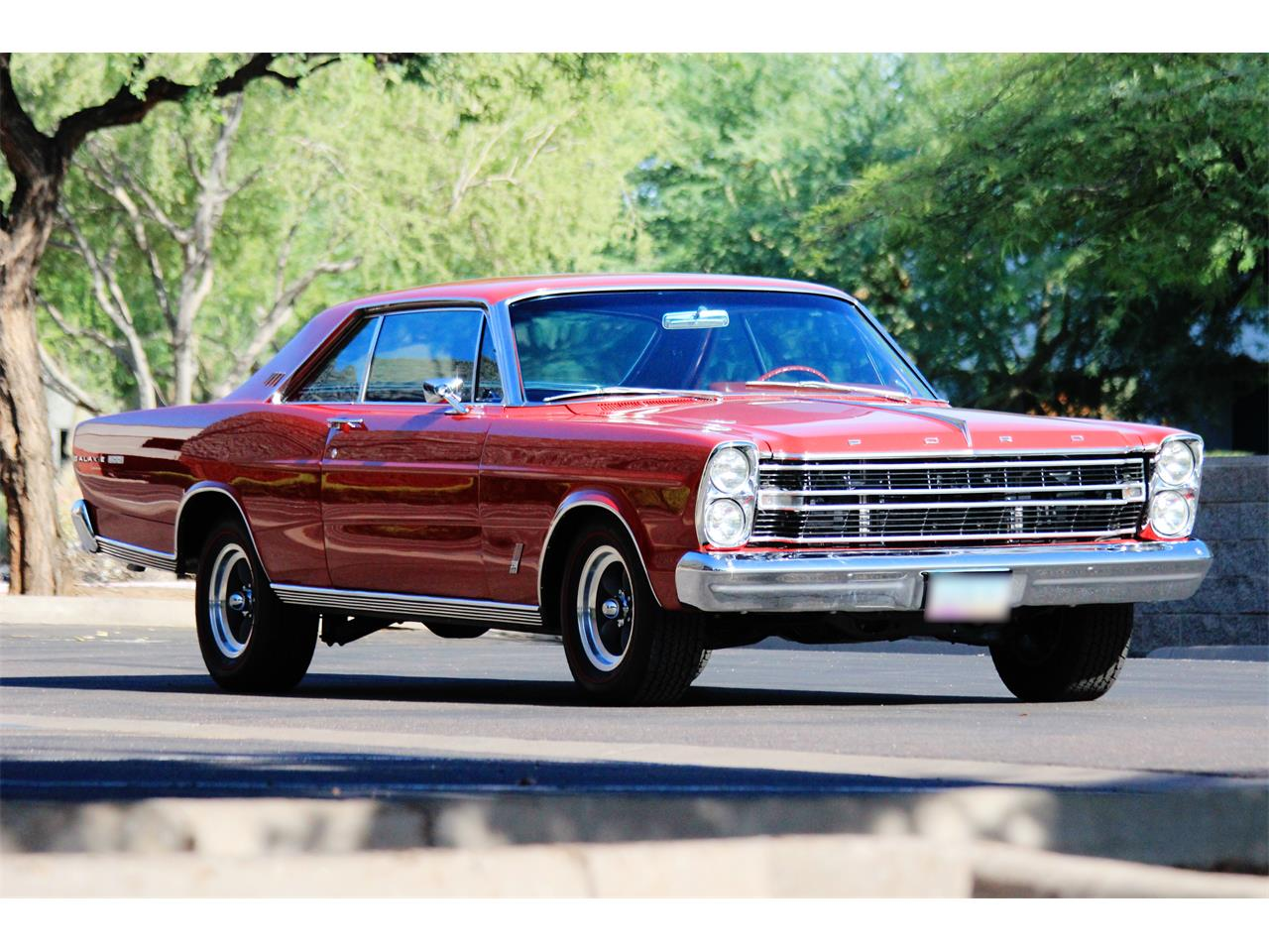 1966 Ford Galaxie 500 for sale in Scottsdale, AZ