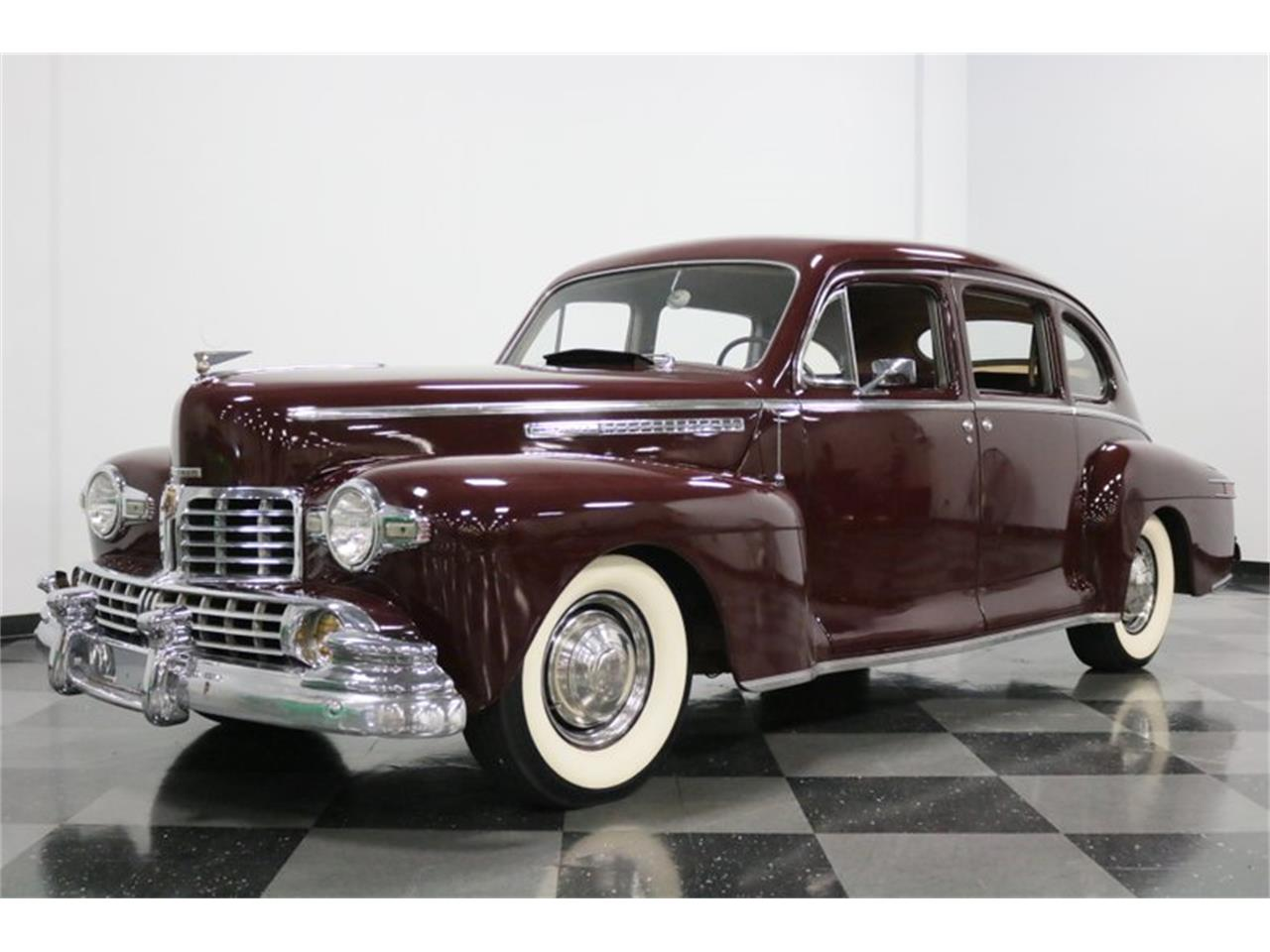 1946 Lincoln Zephyr for sale in Ft Worth, TX – photo 5