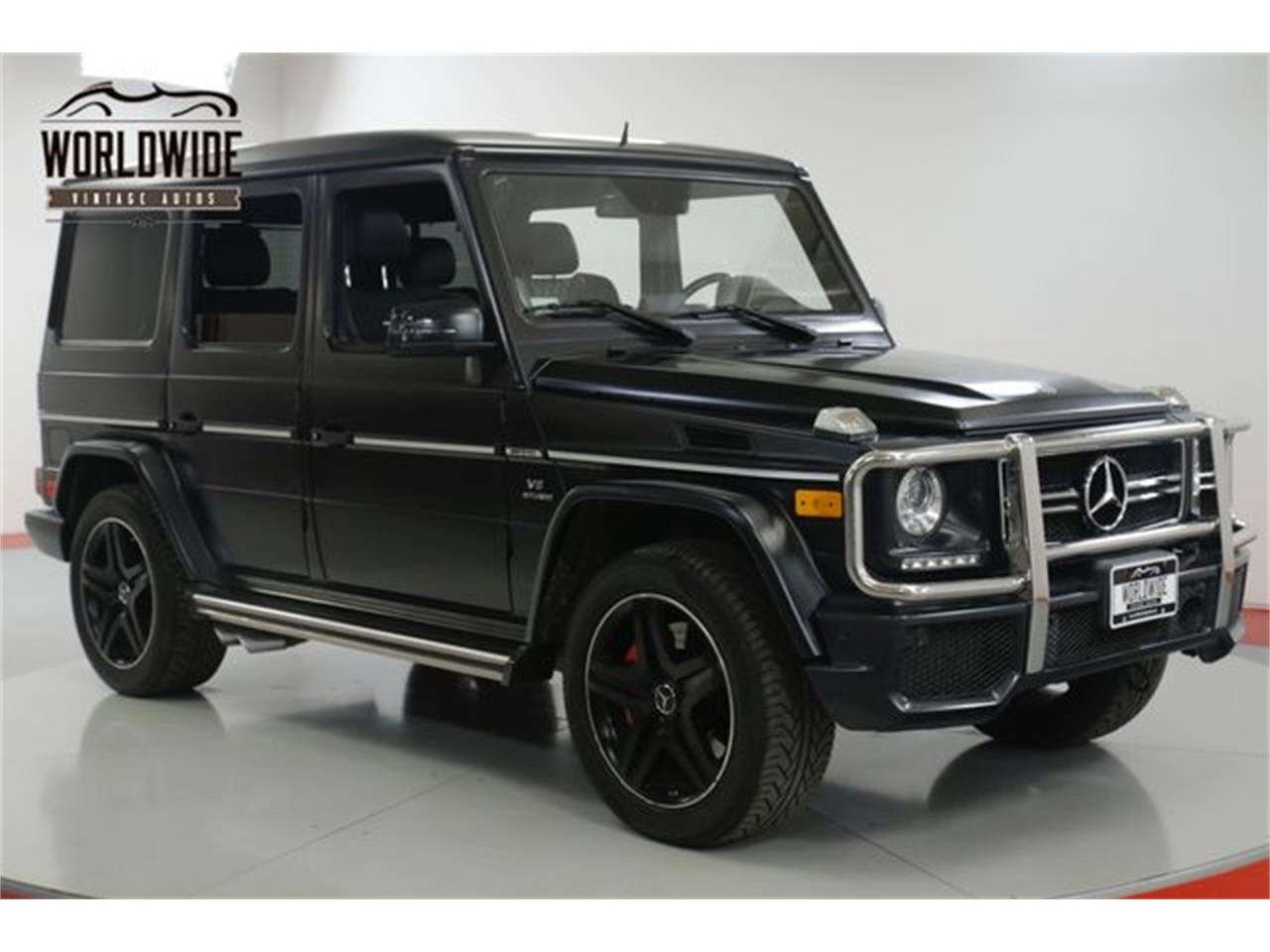 2014 Mercedes-Benz G63 for sale in Denver , CO – photo 3