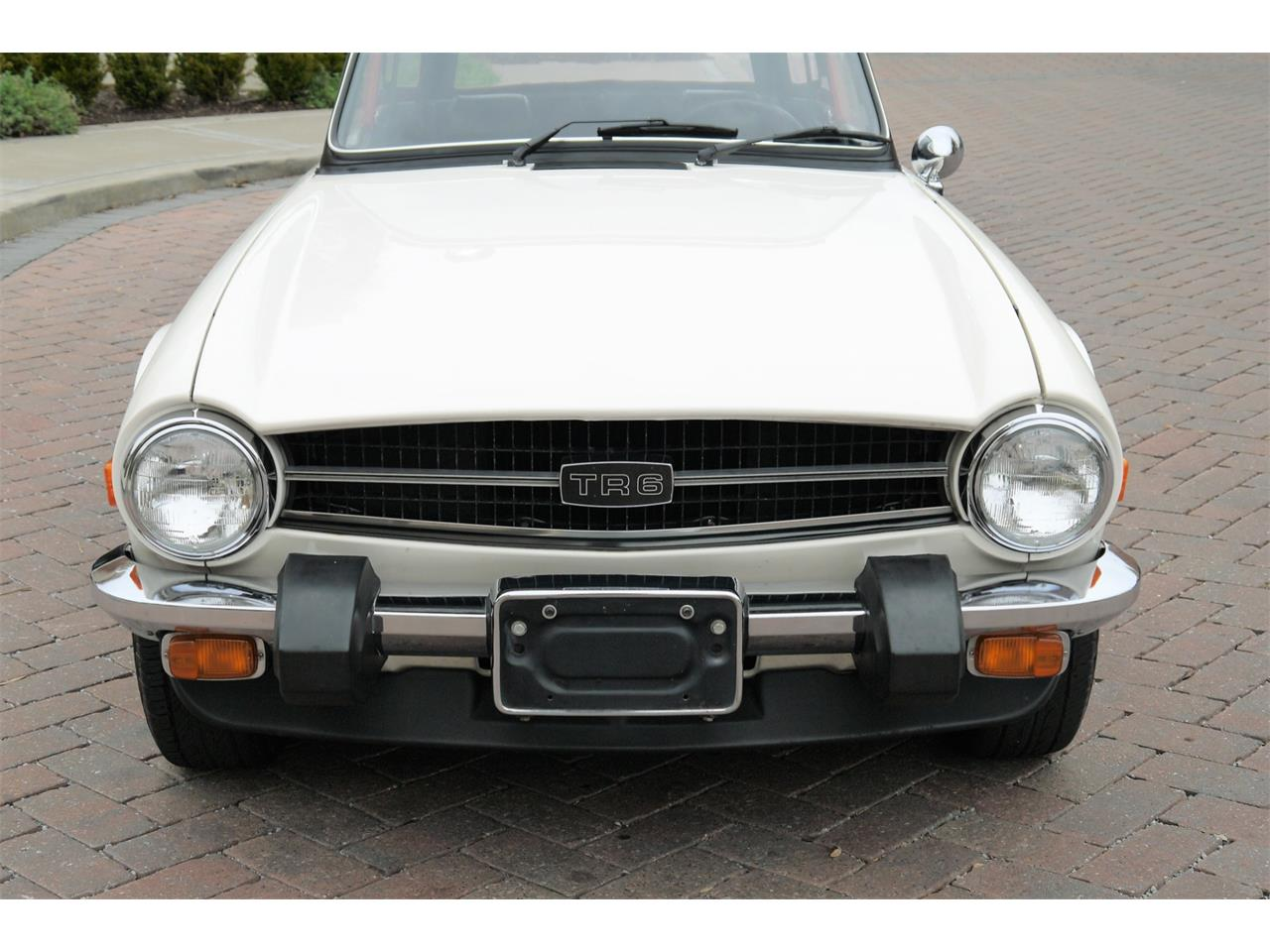 1976 Triumph TR6 for sale in Brentwood, TN – photo 39