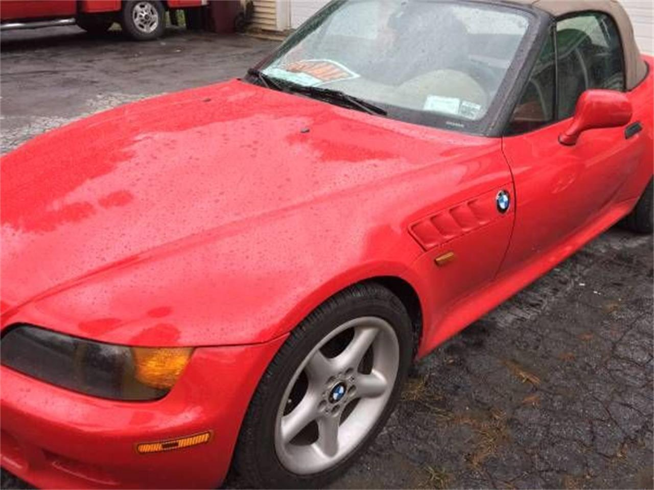 1997 Bmw Z3 For Sale In Cadillac Mi Classiccarsbay Com