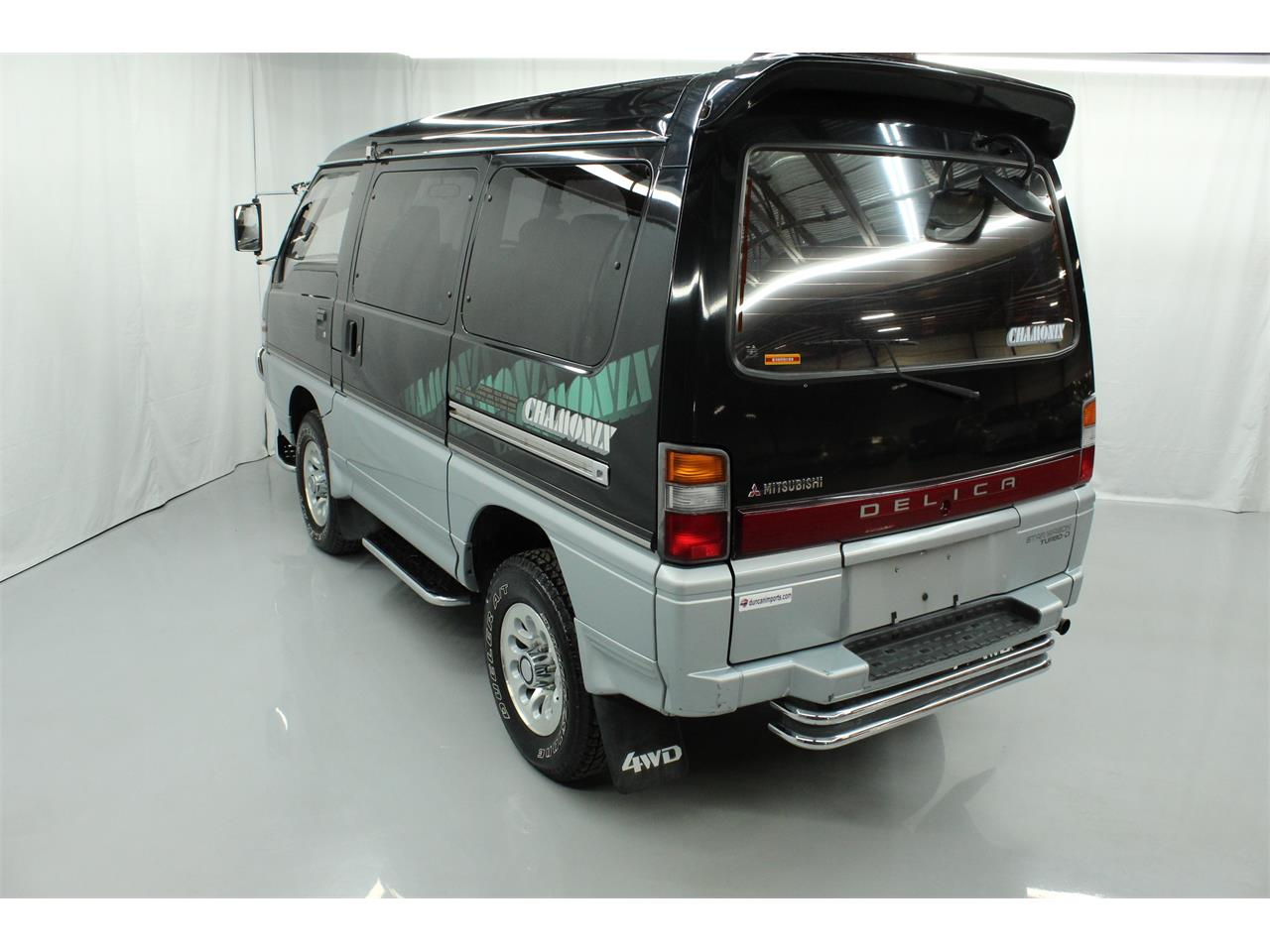 1992 Mitsubishi Delica for sale in Christiansburg, VA – photo 7