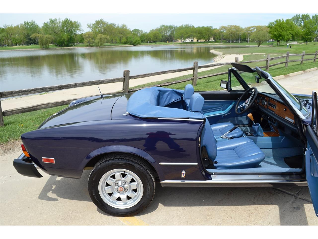 1981 Fiat Spider for sale in Barrington, IL – photo 24