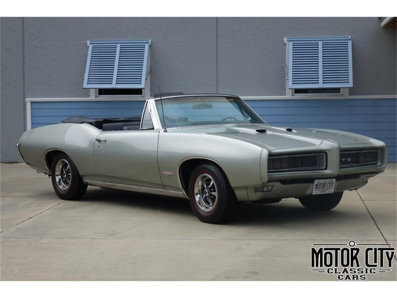 1968 Pontiac GTO for sale in Vero Beach, FL