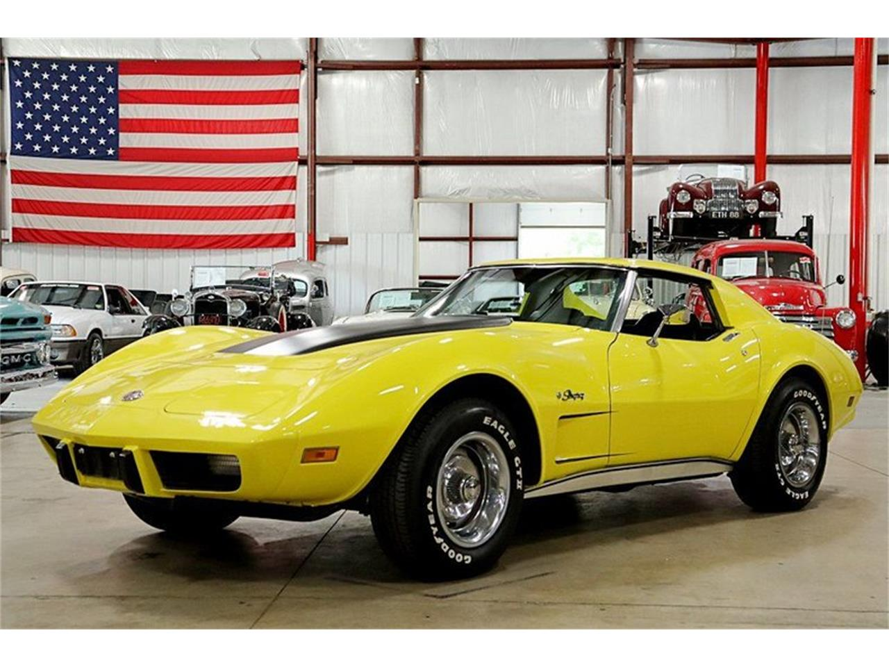 1976 Chevrolet Corvette for sale in Kentwood, MI – photo 65