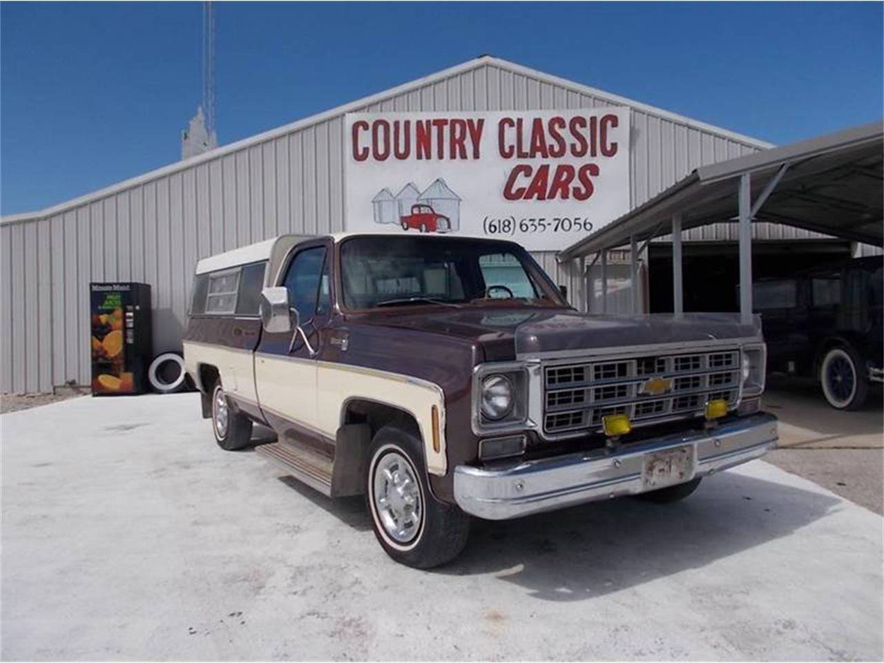 1977 Chevrolet Silverado for sale in Staunton, IL