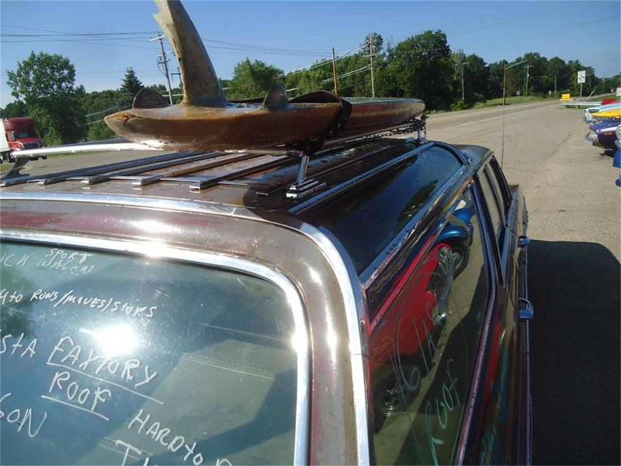 1965 sport wagon glass roof buick for sale in Jackson, MI – photo 22