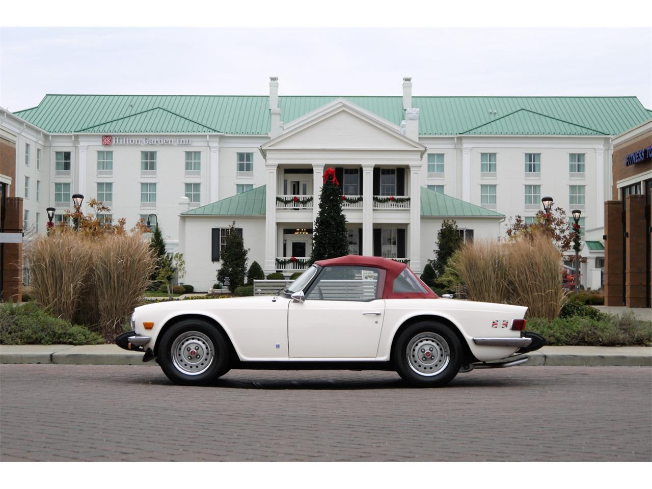 1976 Triumph TR6 for sale in Brentwood, TN – photo 22