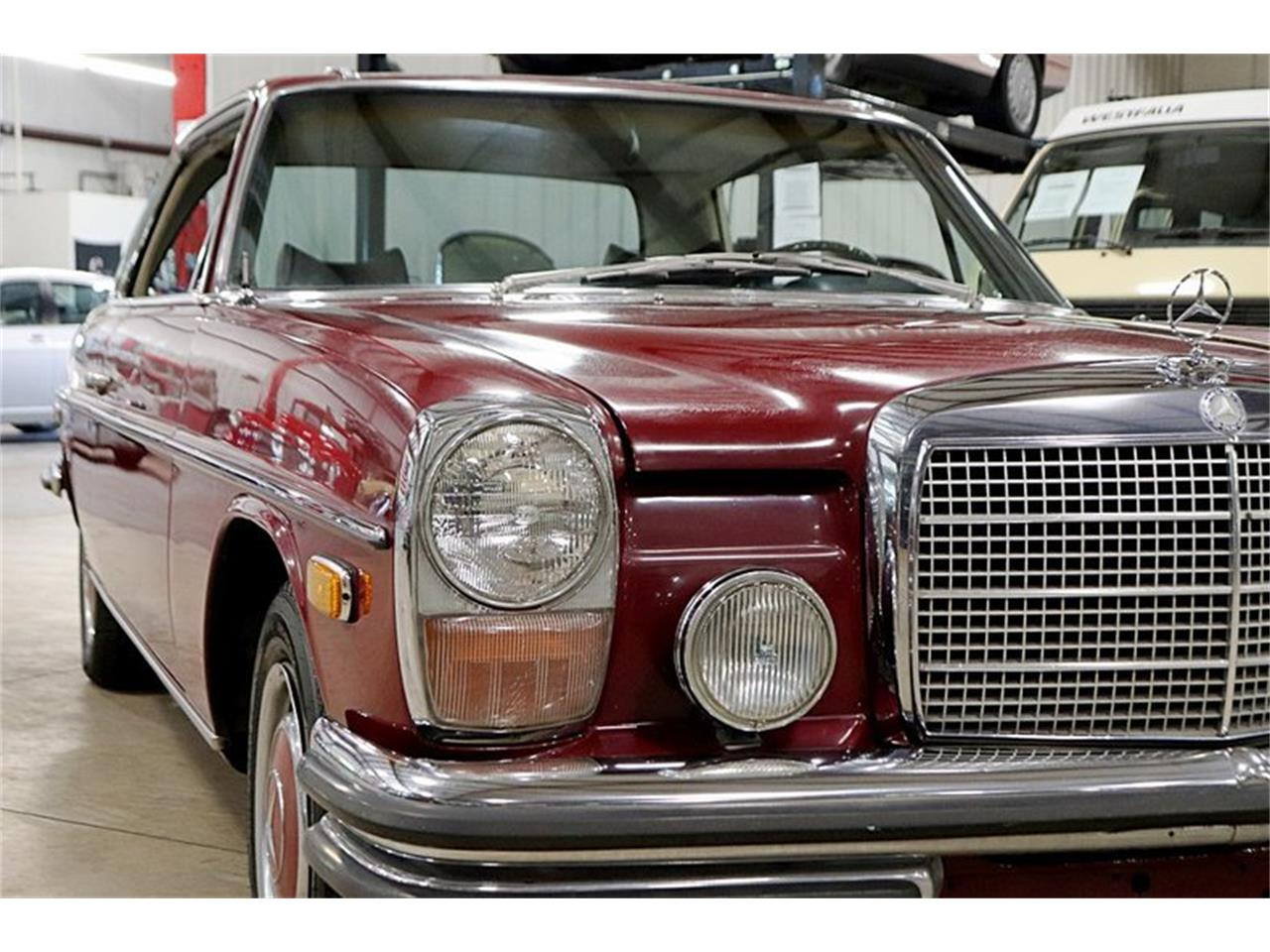 1971 Mercedes-Benz 250C for sale in Kentwood, MI – photo 50