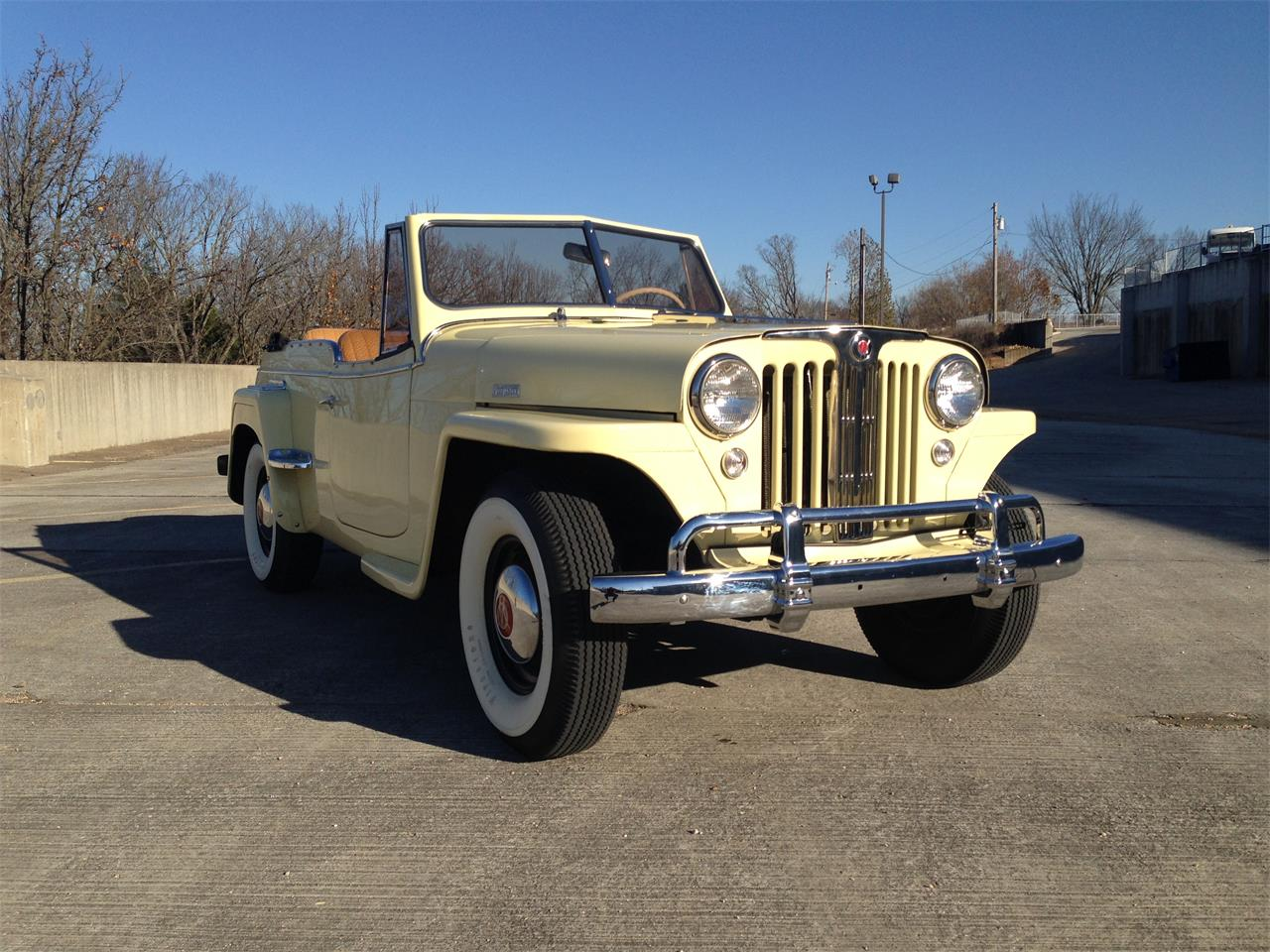 1949 Willys-Overland Jeepster for sale in Branson, MO – photo 6