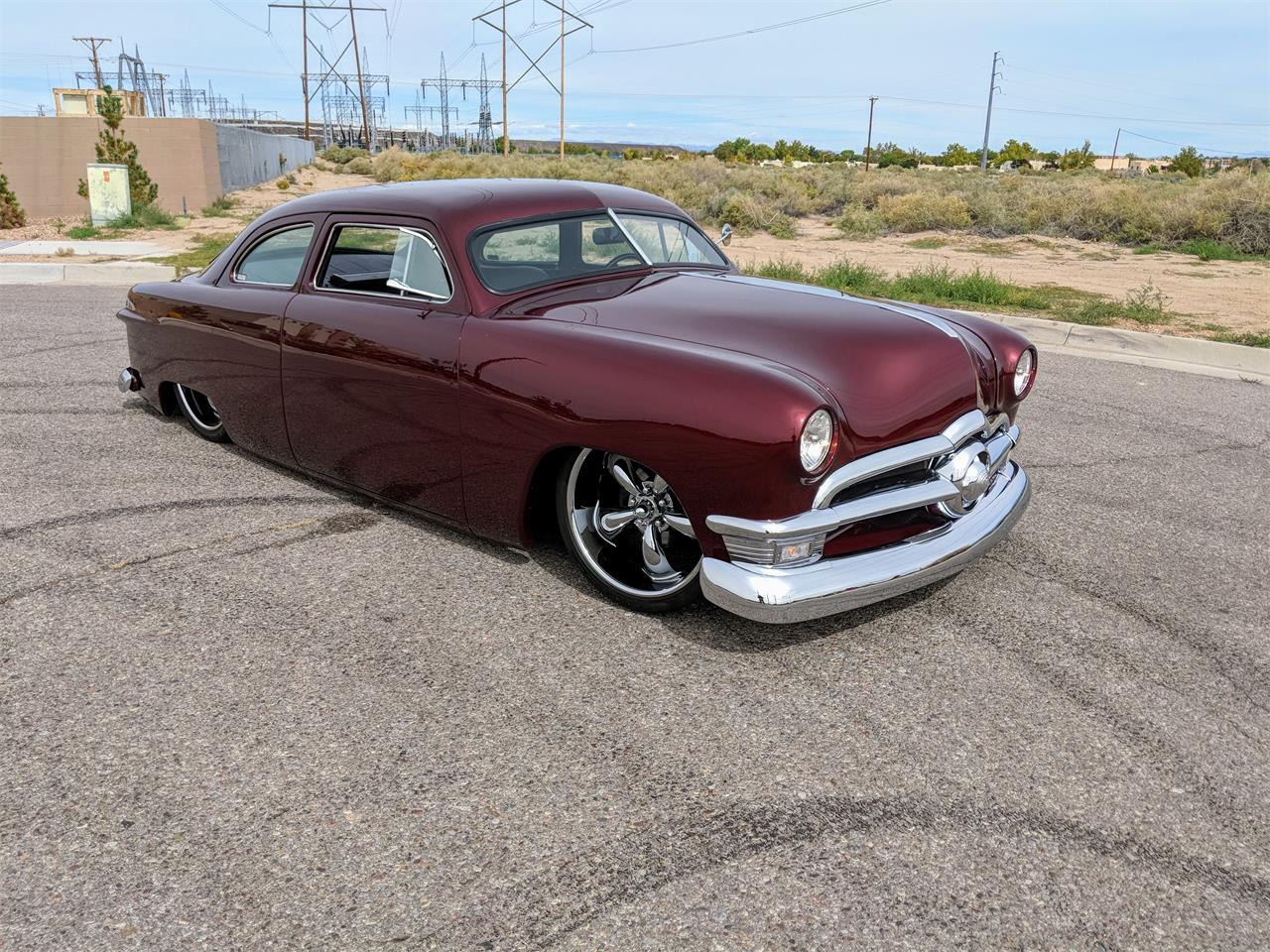 1950 Ford Custom for sale in Albuquerque, NM – photo 35