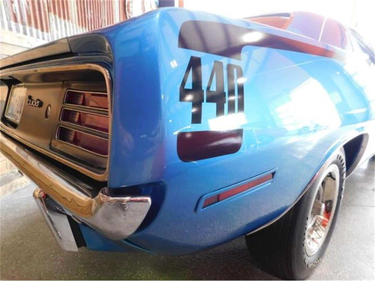 1970 Plymouth Barracuda for sale in Cadillac, MI – photo 13