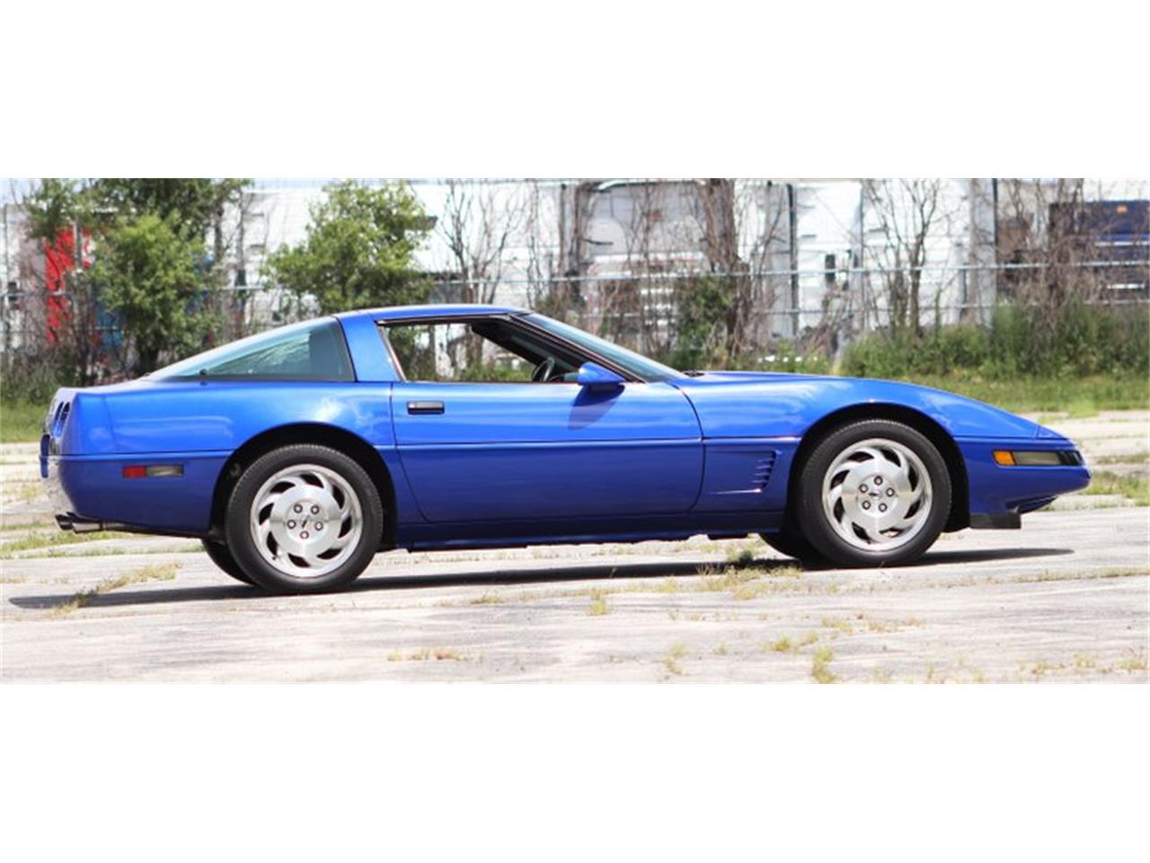 1995 Chevrolet Corvette for sale in Alsip, IL – photo 61
