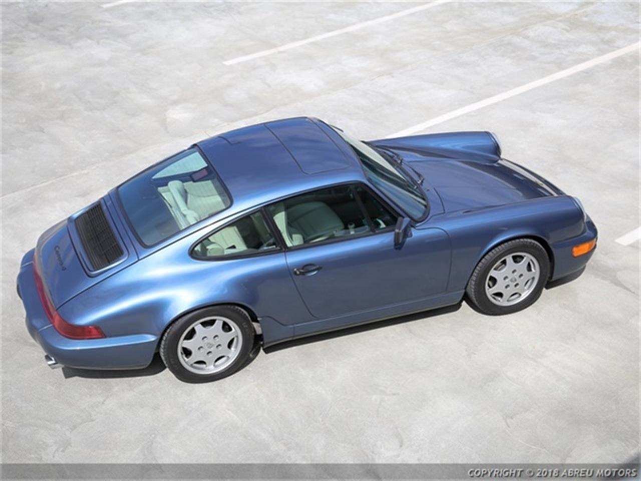 1989 Porsche 911 Carrera for sale in Carmel, IN