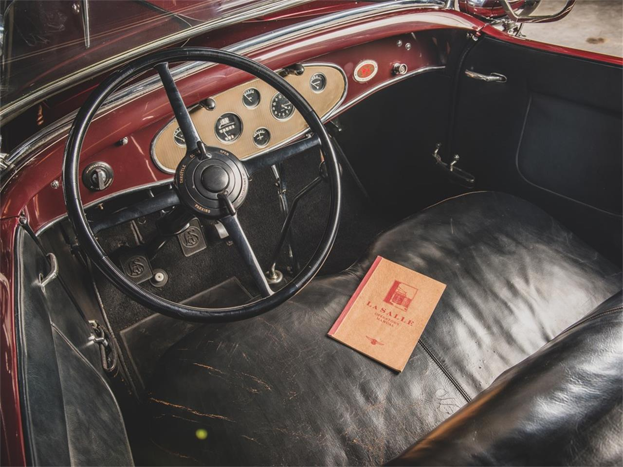 1931 LaSalle Roadster for sale in St Louis, MO – photo 4