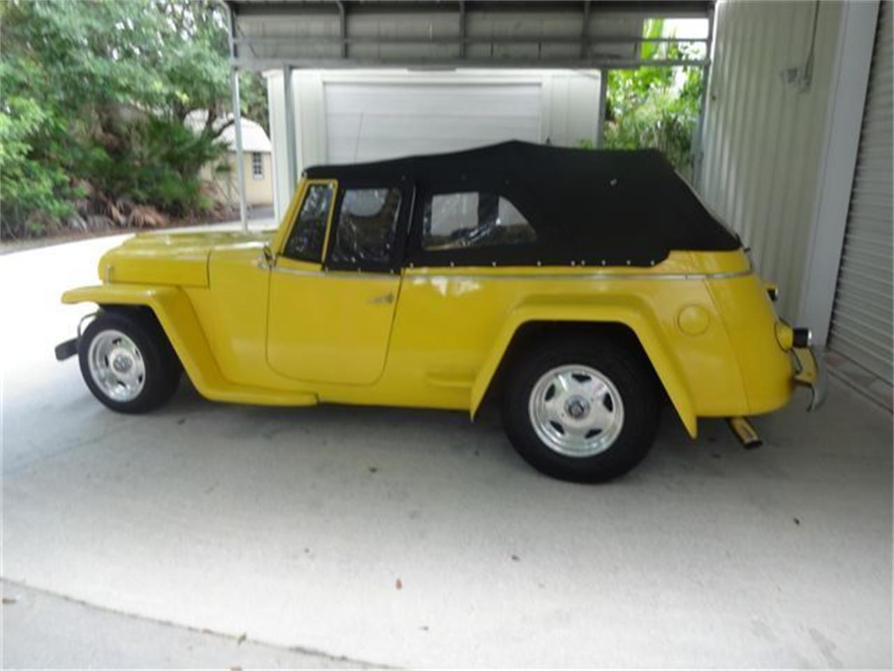1948 Willys-Overland Jeepster for sale in Cadillac, MI – photo 20
