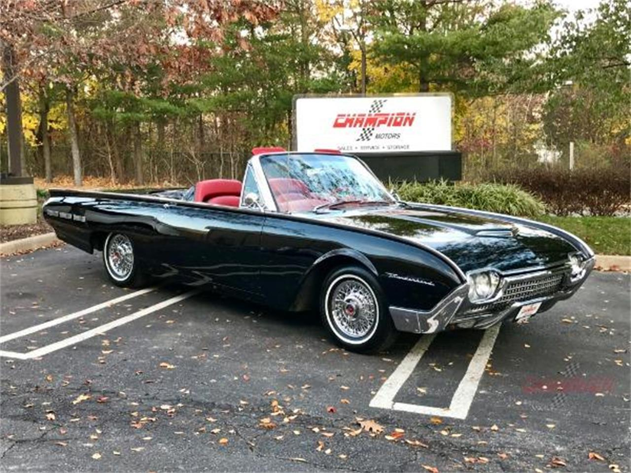 1962 Ford Thunderbird for sale in Syosset, NY
