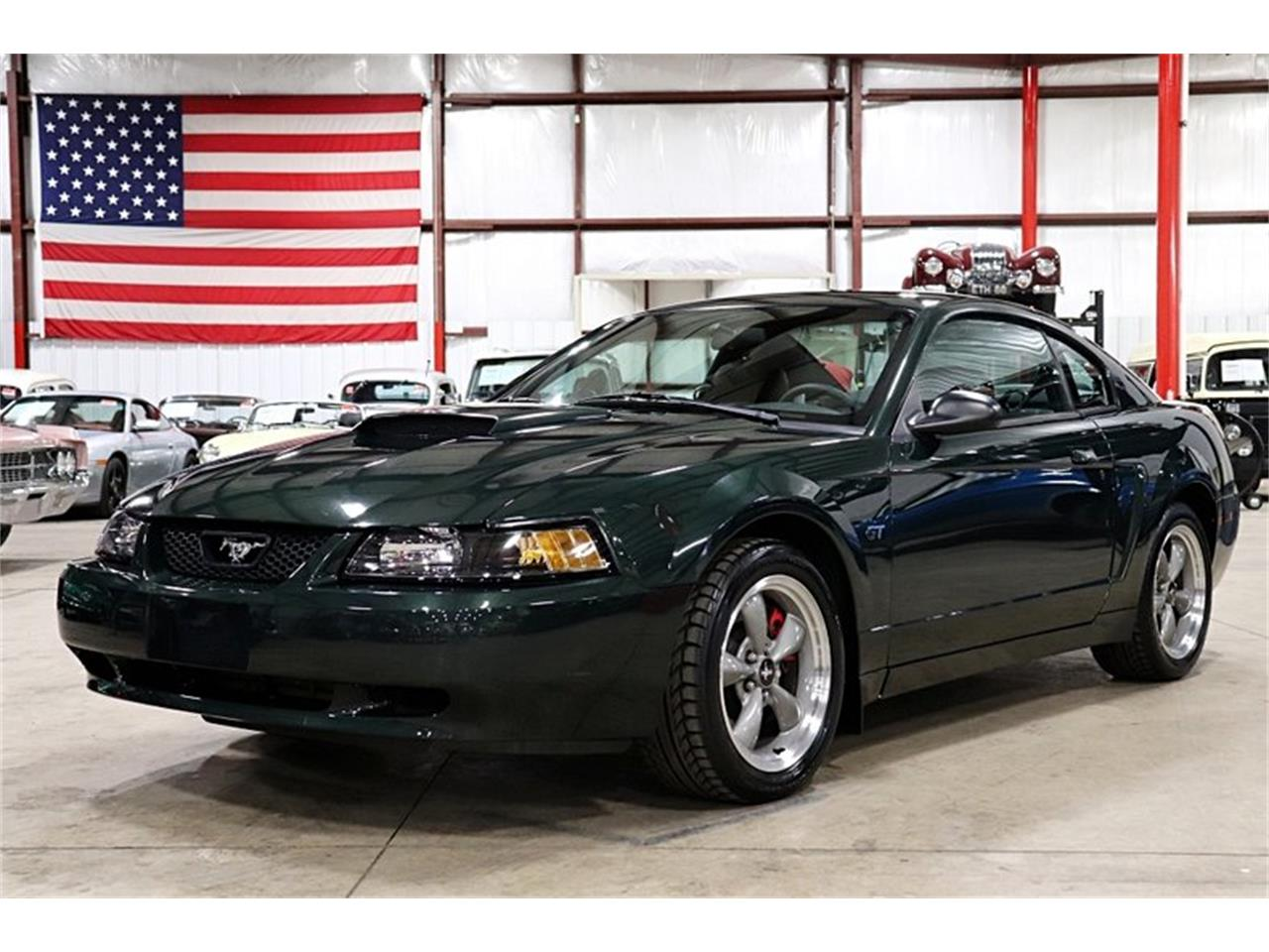 2001 Ford Mustang for sale in Kentwood, MI