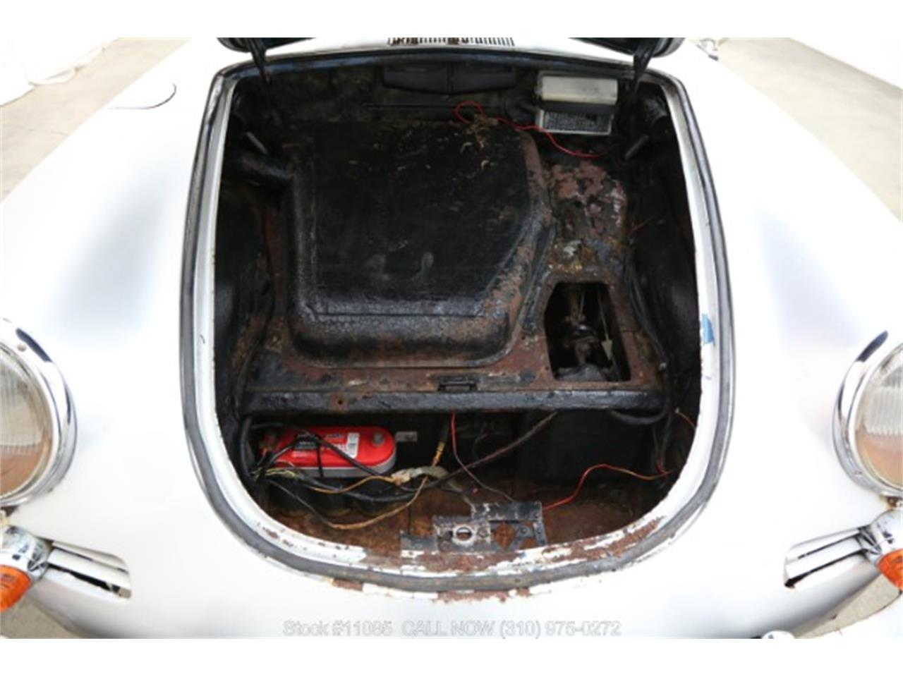 1962 Porsche 356B for sale in Beverly Hills, CA – photo 33