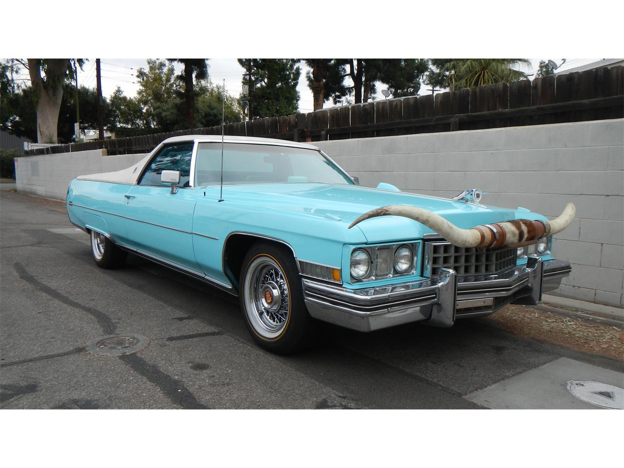 1973 Cadillac Eldorado for sale in Woodland Hills, CA – photo 25